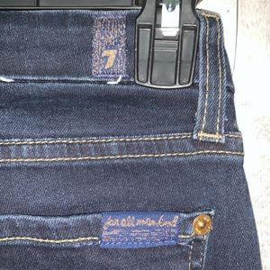 7 For All Mankind Jeans - 7 For All Mankind Mid Rise Kimmie Bootcut Sz 24